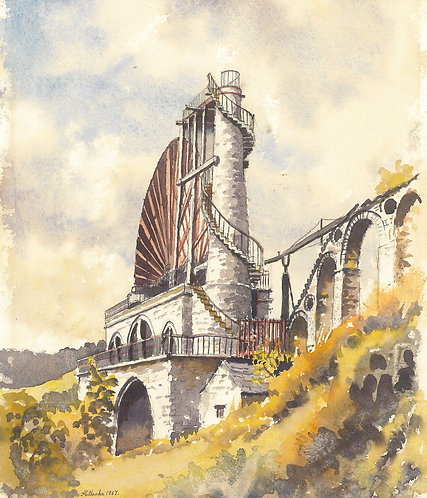 The Laxey Wheel (A), 2006
