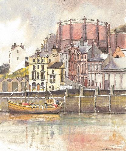 Douglas Harbour, 1967