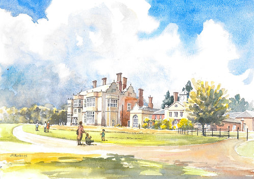 Felbrigg Hall, Norfolk, 2005