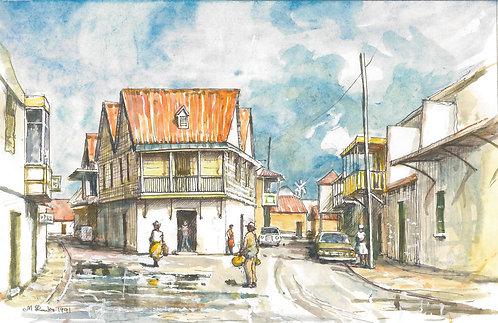 Roseau, 1991