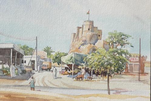 Nakhal Fort, 2002