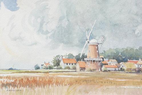 Cley Windmill, Norfolk, 2002