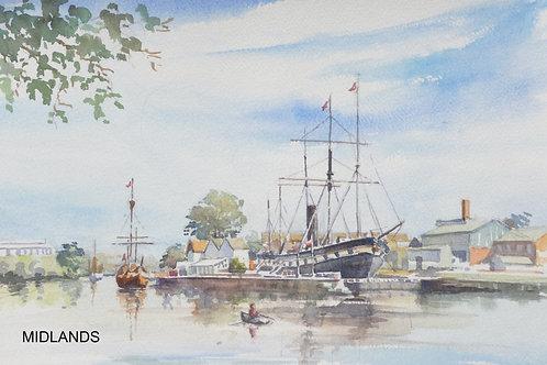 SS Great Britain, Bristol, 2002