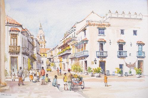 Cartagena (A), 2014