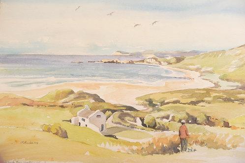 White Park Bay, 1991