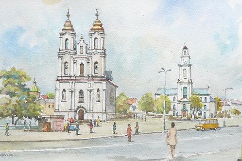 Vitebsk, 2016