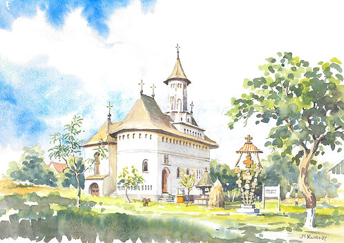Biserica Domnițelor din Suceava, 2007