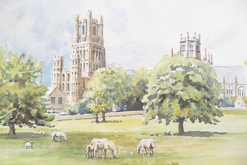 Ely Cathedral, Cambridgeshire, 2006