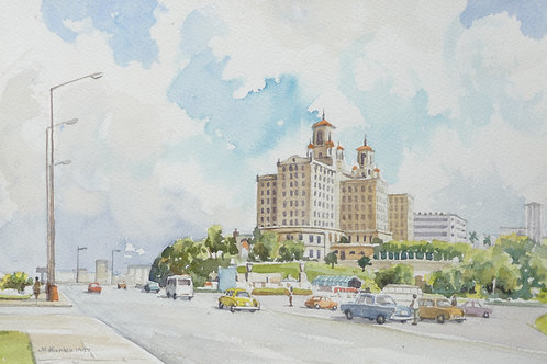 Hotel Nacional de Cuba, Havana, 1997