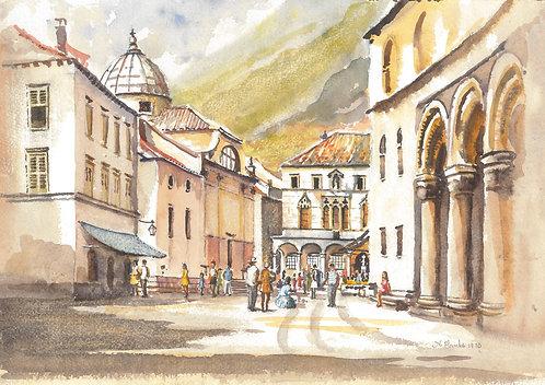 Dubrovnik (B), 1970