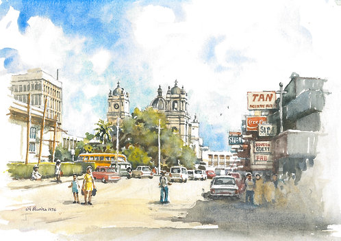 San Pedro Sula, 1976