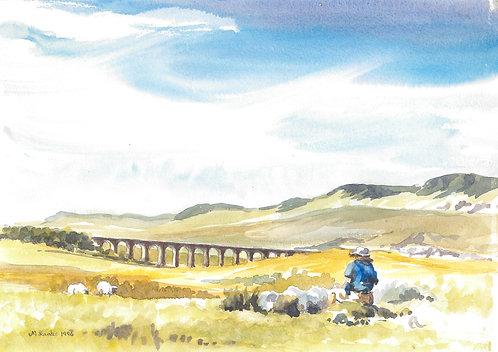 The Ribblehead Viaduct, 1996