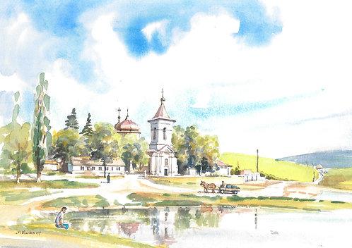 Căpriana, 2017