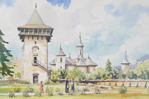Humor Monastery, 2007