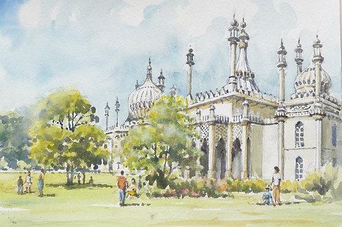 The Royal Pavilion, Brighton, 2014