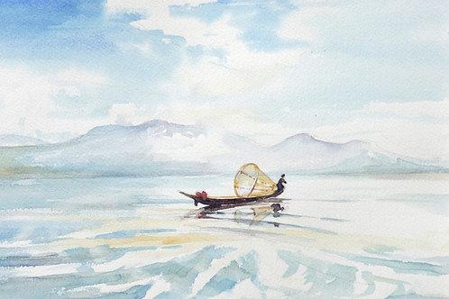 Inle Lake, 1994