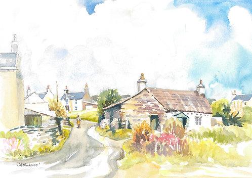 Cregneash Village, 2006