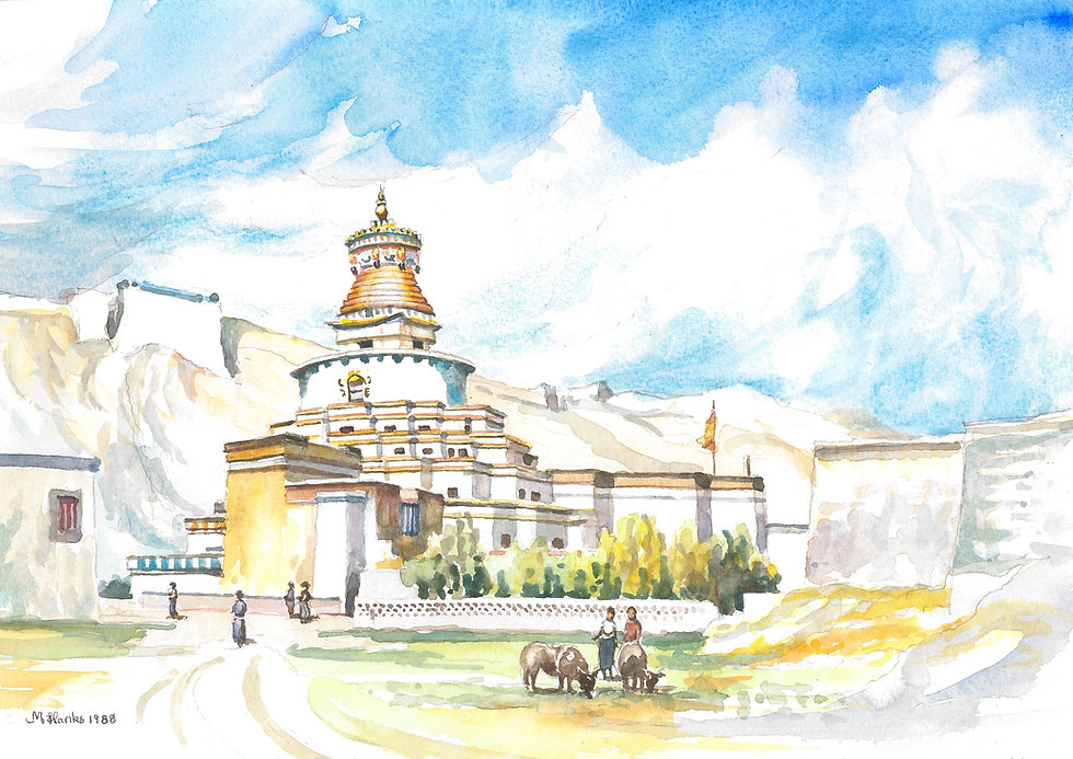Chorten Temple, Gyantse, 2.jpg