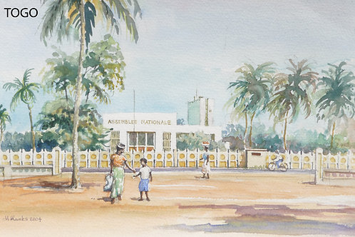 National Assembly at Lome, 2004