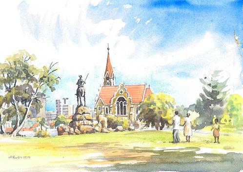 The Christ Church, Windhoek, 2005