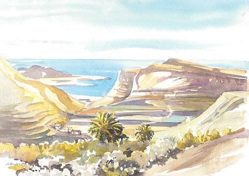 North West Lanzarote, 1996
