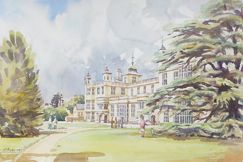 Audley End House, Essex, 2009