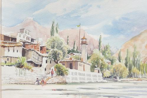 Lamayuru Monastery, Ladakh, 1980