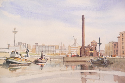 The Old Dock, Liverpool, 2004