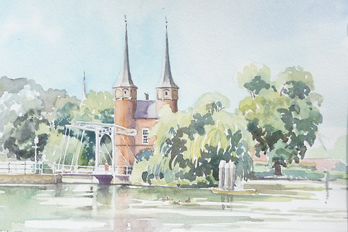 Delft, 1989