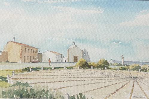 The Old Navigators' School, Sagres, 1985