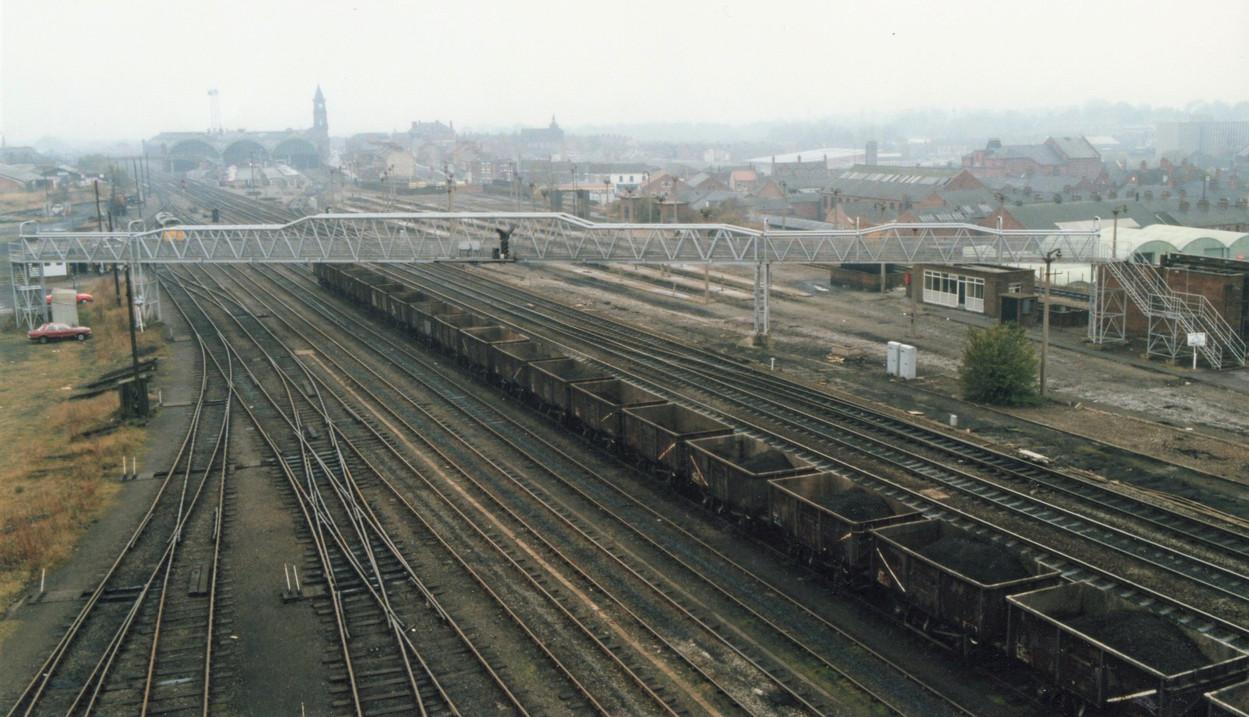 River Nene Bridge in original position a
