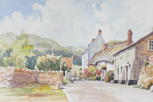 Branscombe, Devon, 1995