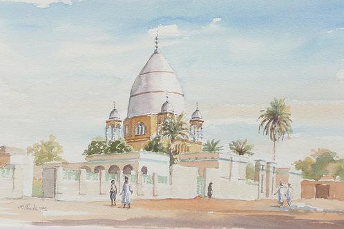 Mahdi's Tomb Omdurman, 1982