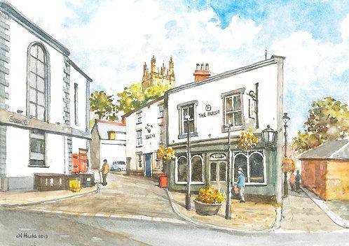 The Parish Pub, Wrexham, 2019