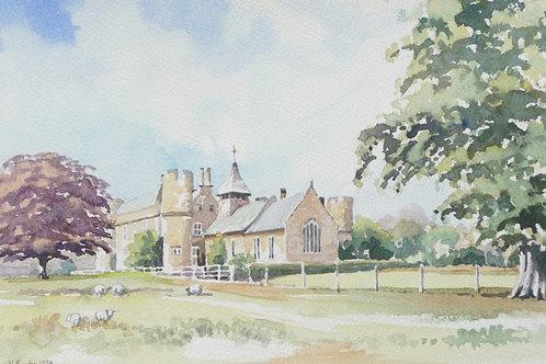 Croft Castle near Ludlow, 1996