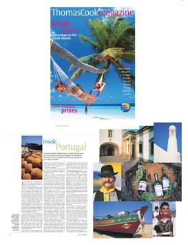 Thomas Cook Privilege Club Magazine