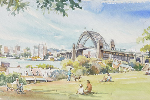 Sydney Harbour Bridge, 2009