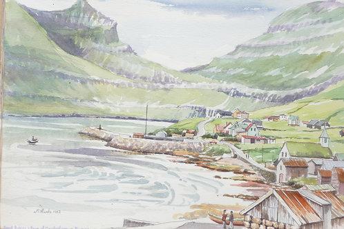 Fjord, 1983