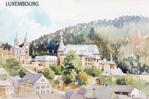 Echternach (A), 1991