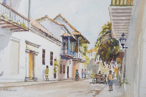Cartagena (B), 2014