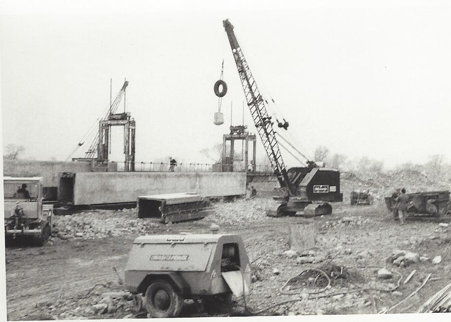 THL RTV 31 Track is demolished 14th Feb