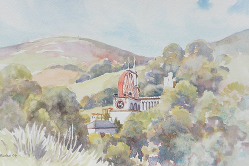 The Laxey Wheel (B), 2006