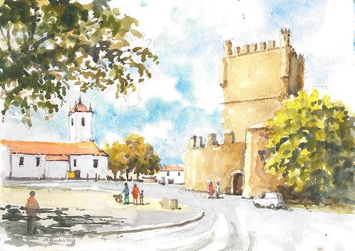 Castelo de Braganca (B), 2019
