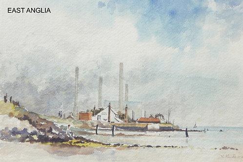Tilbury Port, Essex, 1968