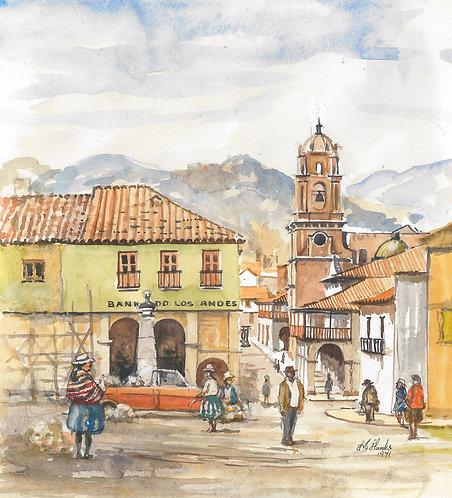 Cuzco, 1971