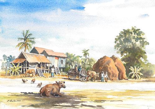 Siem Reap, 1999