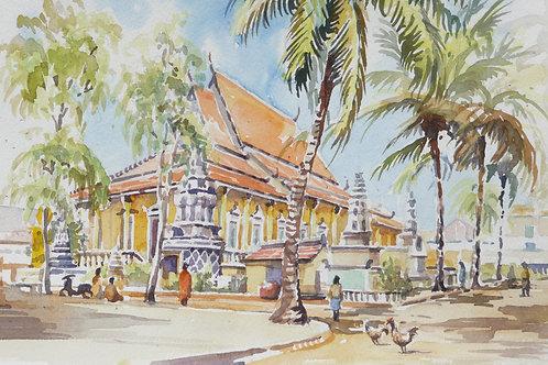 Phnom Penh Temple, 1999