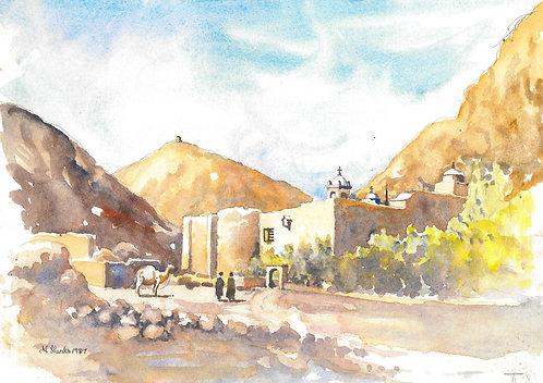 St Catherine's Monastery, Mount Sinai,