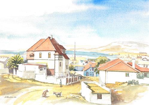 Lüderitz, 2005