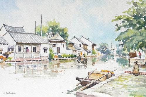 Tongli near Suzhou, 2011